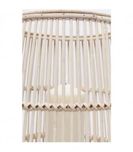 Portavelas Bamboo Natur 56cm