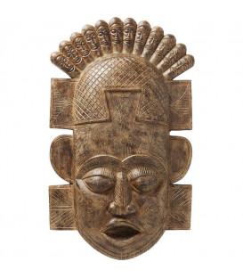 Decoración mural African Mask 90cm