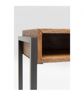 Consola Box Frame Oak