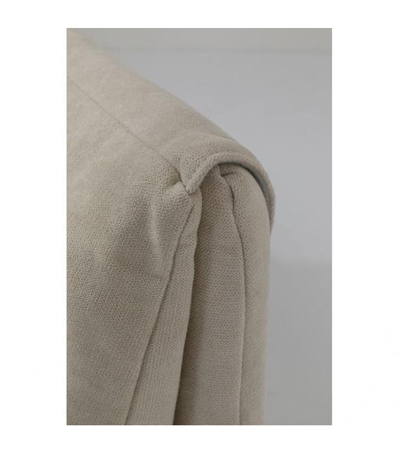Cama Szenario crema 160x200 cm