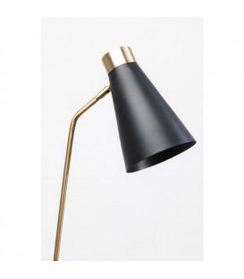 Lámpara de pie Richmond negro kare