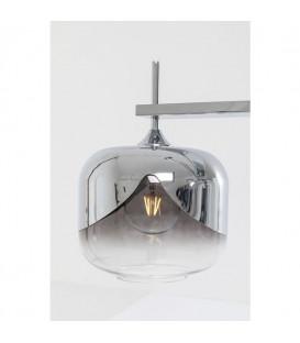 Lámpara Goblet cromo 4 Ø25cm