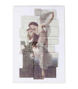 Cuadro Ancient Collage 150x100cm