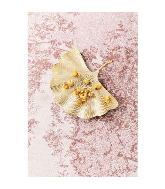 Alfombra Kelim Ornament Rosa 240x170cm kare design