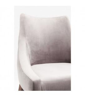 Silla Mode Velvet gris