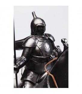Objeto decorativo Knight negro