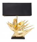 Lámpara de mesa Tropical Flower