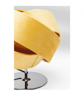 Lámpara de mesa Knot amarillo