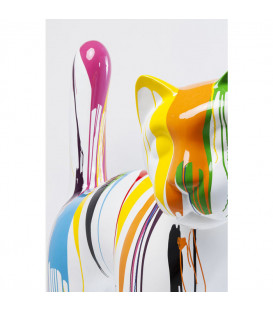 Objeto decorativo Cat XL Colore