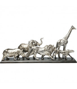 Objeto decorativo Animal Journey 71cm