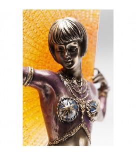 Objeto decorativo Art Deco Lady