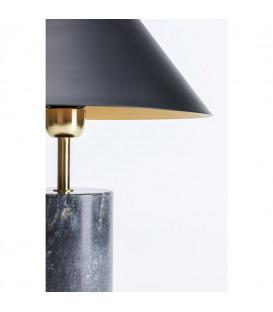 Lámpara de mesa Palazzina negro