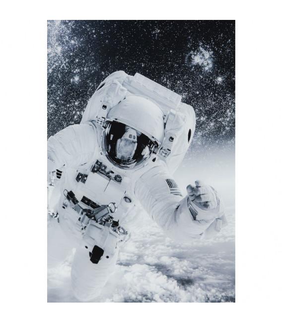 Cuadro cristal Man in the Sky 100x150cm