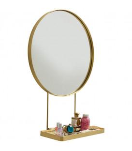 Espejo con bandeja Art 60cm