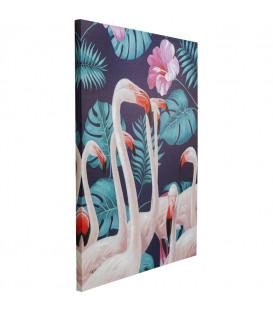Cuadro Flamingo Road Nature 122x92cm