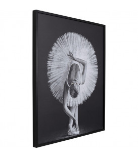 Cuadro Frame Passion of Ballet 120x100cm