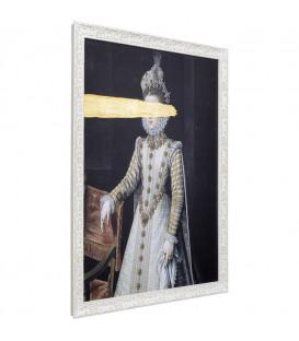 Cuadro Incógnito Baronesa 100x80cm