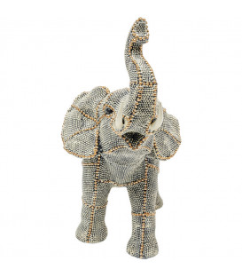 Objeto deco Walking Elephant peq