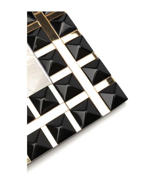 Marco Harmony Negro 15x21cm