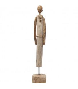 Objeto Decorativo African Woman