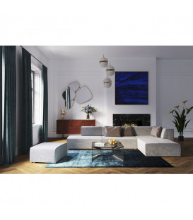 Espejo múltiple de pared Shapes 130x105cm