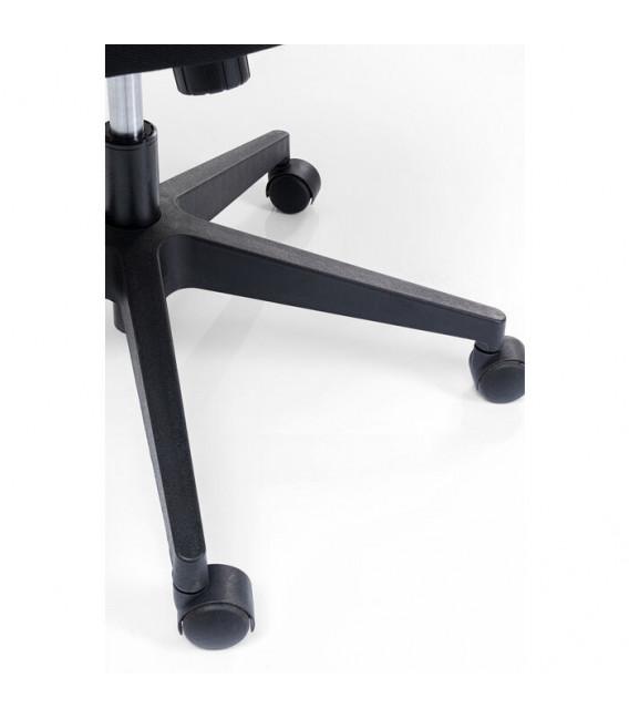Silla oficina ergonómica Max negro