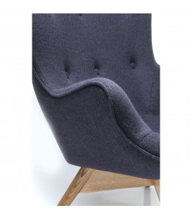 Sillón Angels Wings gris Eco