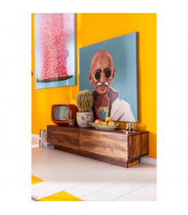 Mueble TV madera maciza Authentico