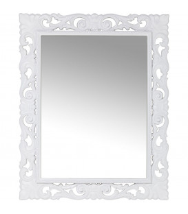 Espejo Secolo blanco 82x102