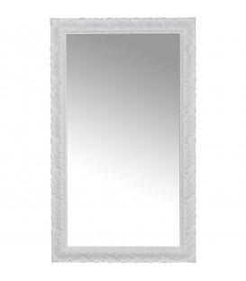 Espejo Frasca blanco 88x148