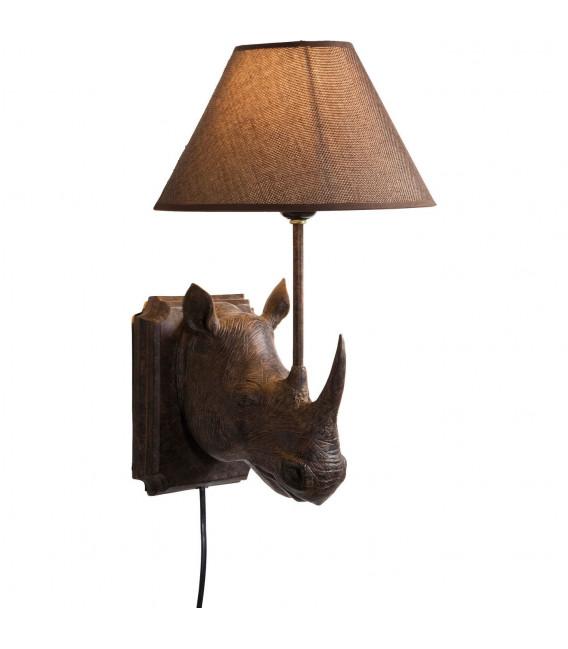 Lámpara pared Rhino
