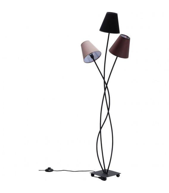 Lámpara de pie Flexible Mocca Tre
