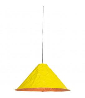 Lampara de techo Happy Day amarillo