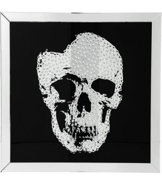 Cuadro Mirror Cráneo  kare design