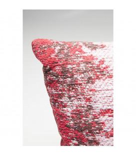 Cojín Kelim Pop rosa 60x40cm