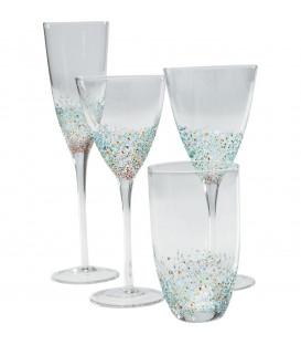 Vaso vino blanco Marino