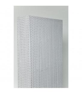 Lámpara de pie Rectangular  Black & White 185cm