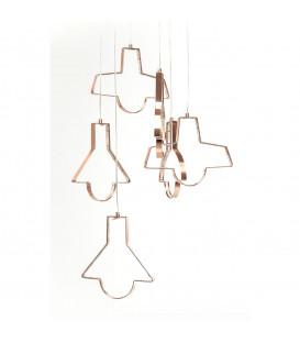 Lámpara Foggia LED 6