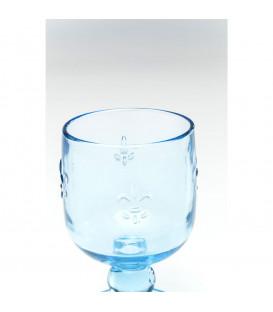 Vaso vino Goblet turquesa