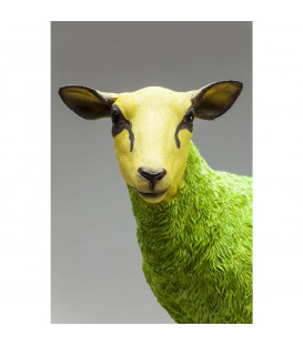 Figura decorativa Sheep colores verde