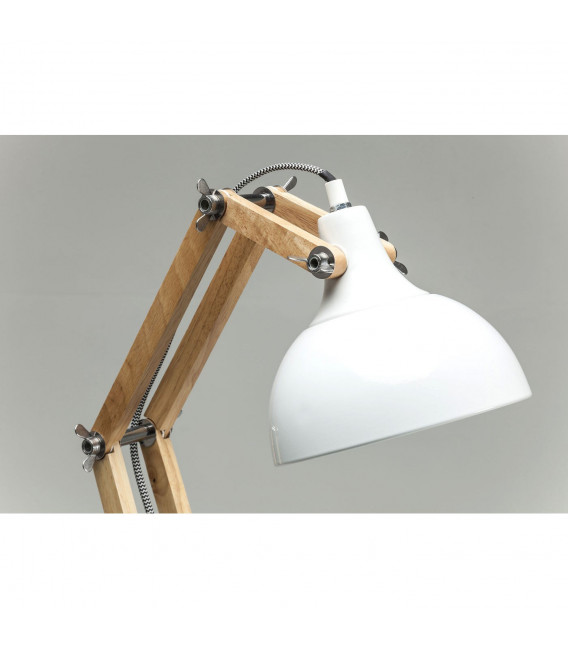 Lámpara mesa Work Station blanco