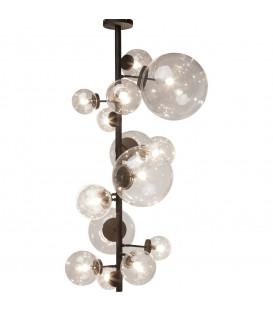 Lámpara Balloon transparente LED