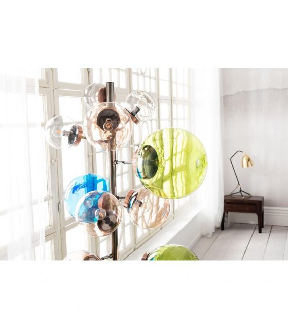 Lámpara pie Balloon colores LED