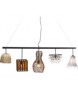 Lámpara Parecchi Art House 140cm