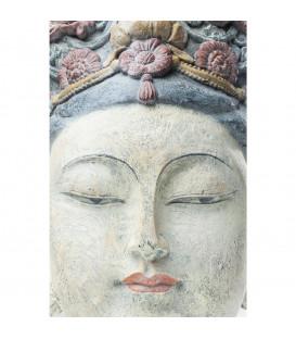 Cabeza decorativa Asian Goddess