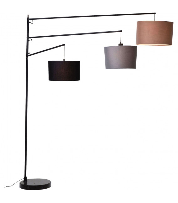 Lámpara de pie Lemming Tre
