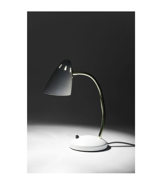 Lámpara mesa space blanco