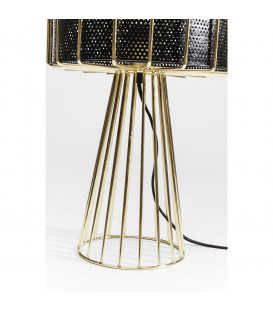 Lámpara mesa Wire Bowl