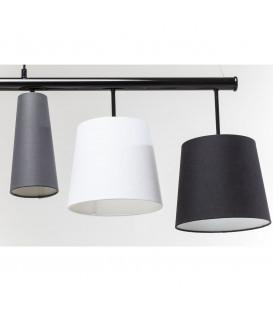 Lámpara Parecchi negro 100