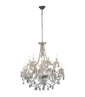 Lámpara Gioiello Cristal Clear 14